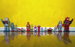 Old toys Royalty Free Stock Images