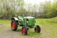 Free Old Tractor Royalty Free Stock Photo - 58391025