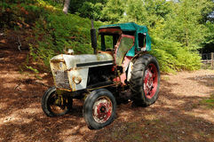 The old tractor Royalty Free Stock Image