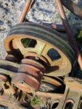 V-belt transmission Stock Photos