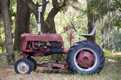 Old tractor1 Royalty Free Stock Photos