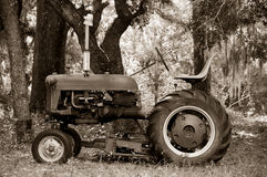 Old tractor2 Royalty Free Stock Photo
