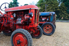 Old tractors Stock Photos