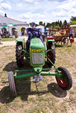 Old tractors at the Hessentag Royalty Free Stock Photography