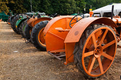 Old tractors Stock Images