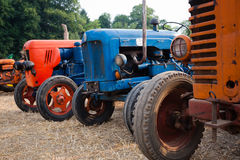 Old tractors Royalty Free Stock Photo