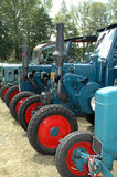 Old tractors Royalty Free Stock Image