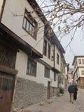 Old Traditional Beypazari Houses Stock Image