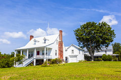 Old traditional farm house Royalty Free Stock Image