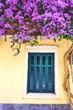 Old traditional  greek house Stock Image
