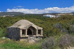 Old traditional Greek oven in the island of Cyprus. horizontal Stock Photos