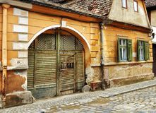 Old traditional house Stock Image