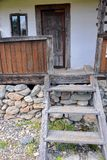 Old traditional house detail Royalty Free Stock Photo