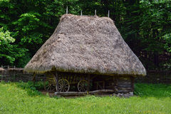 Old traditional house Royalty Free Stock Photo