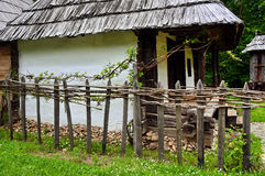 Old traditional house Stock Images