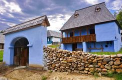 Old traditional house Royalty Free Stock Images
