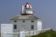 Old lighthouse at Cape Spear, Newfoundland
