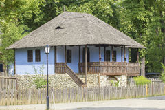 Old traditional romanian house Royalty Free Stock Photo