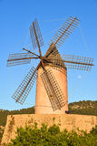 Old traditional windmill Stock Photos