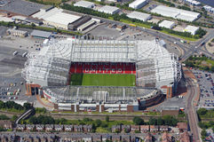 Old Trafford royalty free stock photography