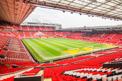 Old Trafford Stock Images