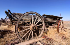 Old Trail town Stock Photography