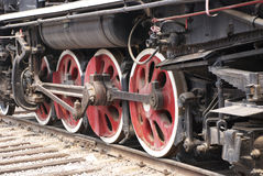 Old train Royalty Free Stock Photos
