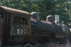 Old Train Engine 2 Royalty Free Stock Image