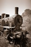 Old Train Locomotive Royalty Free Stock Photo
