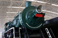 Old Train Locomotives Stock Images
