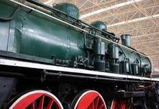 Old Train Locomotives Royalty Free Stock Photo