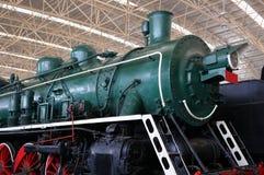 Old Train Locomotives Stock Photography
