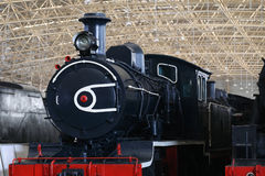 Old Train Locomotives Royalty Free Stock Image