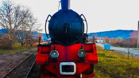 The train royalty free stock image
