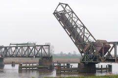 Old Train road Bridge Stock Image