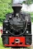 Old Train in Romania Stock Photo