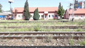 Old train station Stock Photography