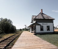 Old Train Station Stock Photos