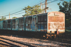 Old train station vintage style. Old train station asia vintage style Stock Photos