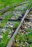 Old Train Tracks Royalty Free Stock Photo
