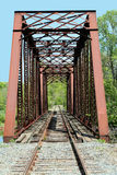 Old train trestle Stock Images