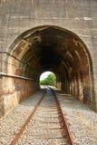 Old train tunnel Stock Photos