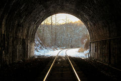 Old Train Tunnel Stock Photos