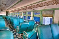 Old train wagon Royalty Free Stock Photo