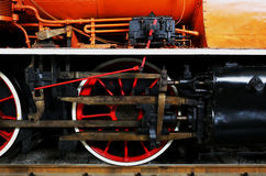 Old Train Wheel Royalty Free Stock Images
