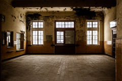 Old Trainstation. An old Trainstation in Germany Royalty Free Stock Images