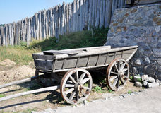 Old transport. Royalty Free Stock Image