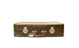 Old Travel case Royalty Free Stock Photo