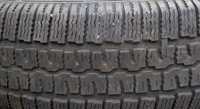 Old tread pattern Stock Image