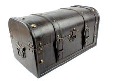 Old Treasure Chest Royalty Free Stock Photo